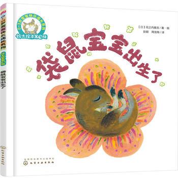 铃木绘本第3辑 0—3岁宝宝快乐成长系列--袋鼠宝宝出生了