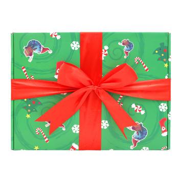 大头鱼的圣诞礼盒   麦克米伦世纪