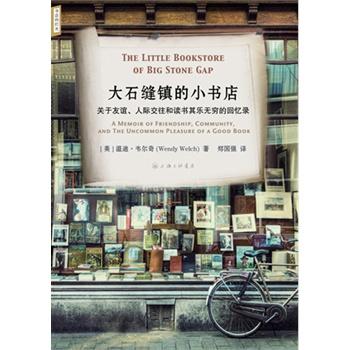 大石缝镇的小书店