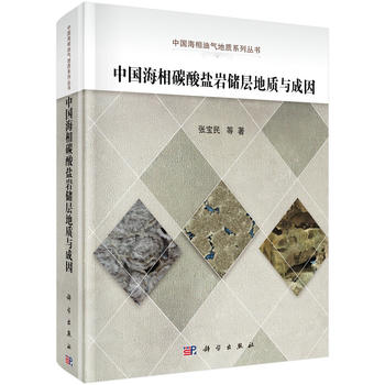 中国海相碳酸盐岩储层地质与成因
