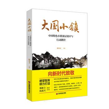 大国小镇:中国特色小镇顶层设计与行动路径