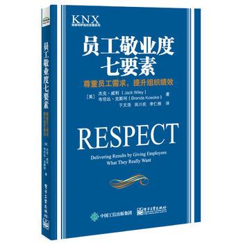 员工敬业度七要素:尊重员工需求,提升组织绩效