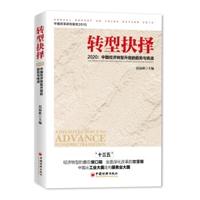 转型抉择2020:中国经济转型升级的趋势与挑战