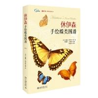 休伊森手绘蝶类图谱(精装)