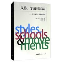 风格学派和运动--西方现代艺术基础百科