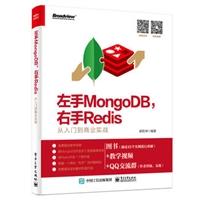 左手MongoDB,右手Redis:从入门到商业实战