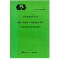 模板工程安全自动监测技术规程T/CECS 542-2018