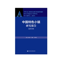 中国特色小镇研究报告(2019)