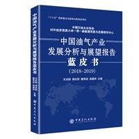 中国油气产业发展分析与展望报告蓝皮书 (2018-2019)
