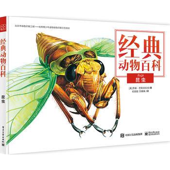 经典动物百科 昆虫(全彩)