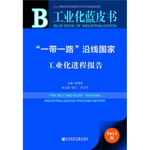 """工业化蓝皮书:""""一带一路""""沿线国家工业化进程报告"""