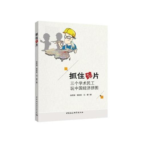 抓住碎片:三个学术民工玩中国经济拼图