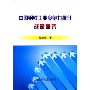 中国钢铁工业竞争力提升战略研究
