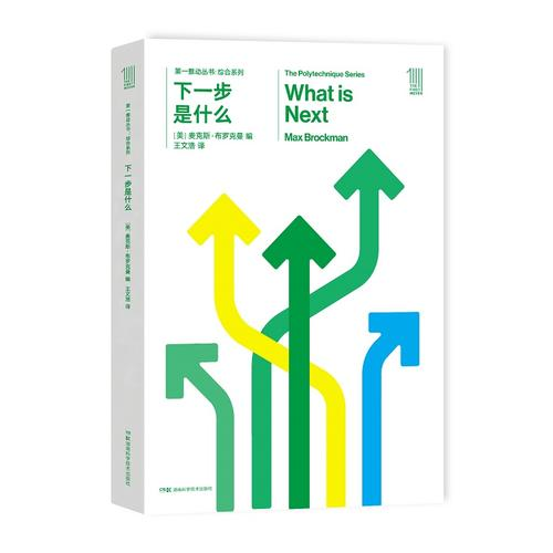第一推动丛书 综合系列:下一步是什么