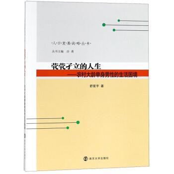 茕茕孑立的人生--农村大龄单身男性的生活困境/人口发展战略丛书