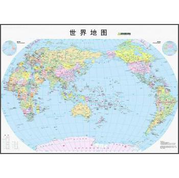 世界地图(全开精装挂图)