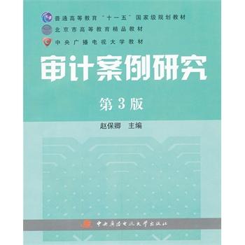 审计案例研究(第3版)