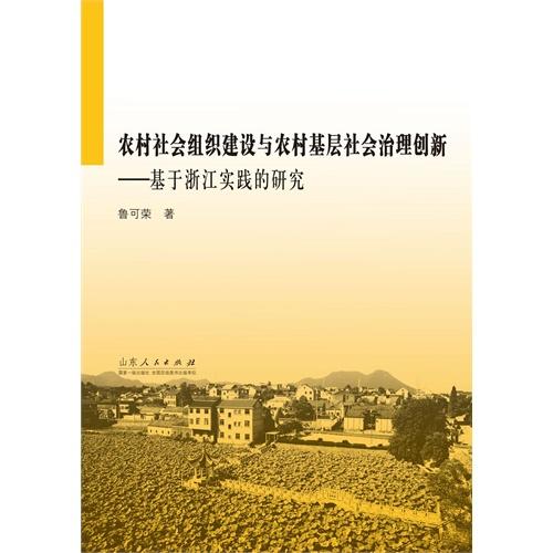 农村社会组织建设与农村基层社会治理创新
