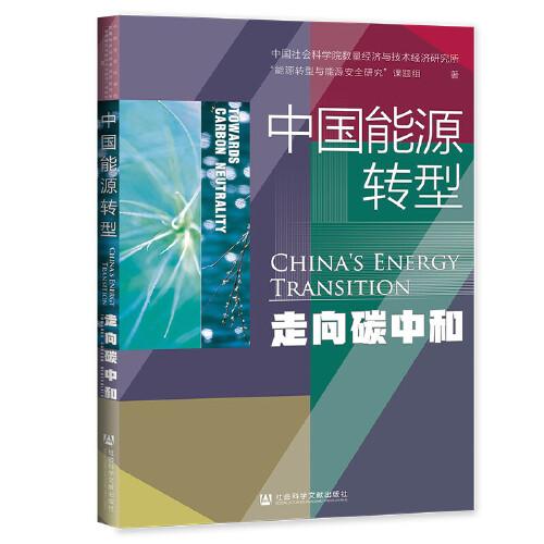 中国能源转型:走向碳中和