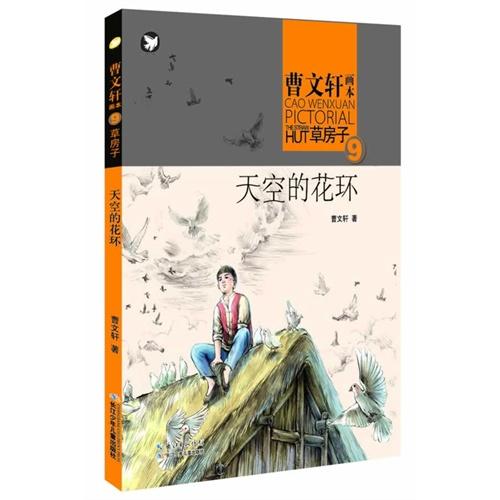 曹文轩画本——草房子天空的花环