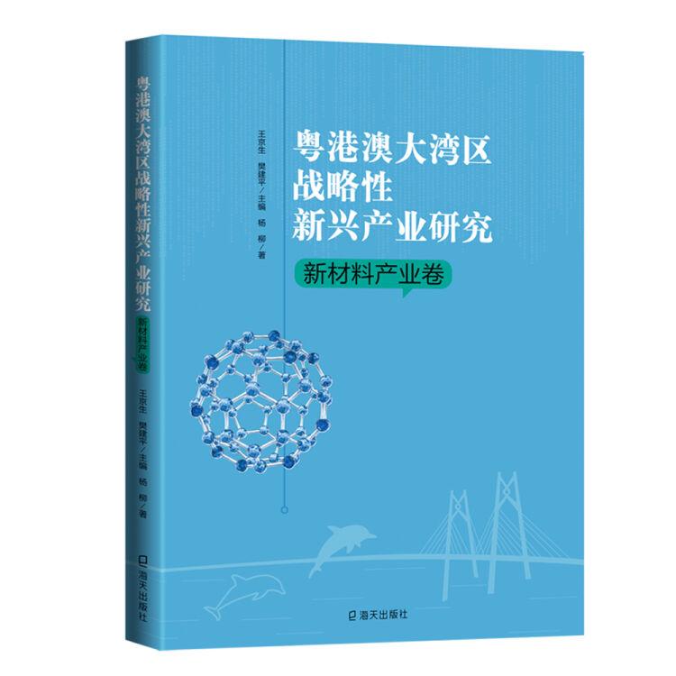 粤港澳大湾区战略性新兴产业研究·新材料产业卷