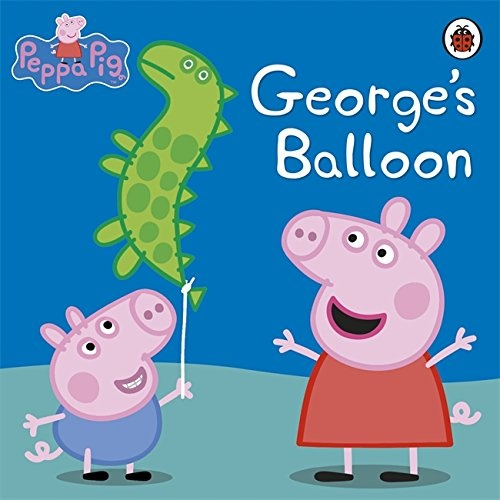 balloon小猪佩奇故事书:乔治的