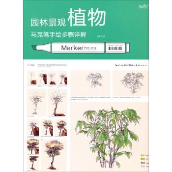 最手绘:园林景观马克笔手绘步骤详解