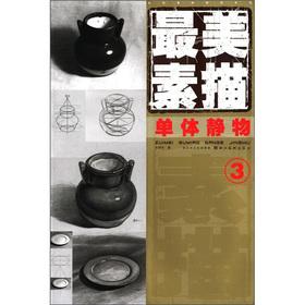 造型基础最美系列 最美素描 单体静物3