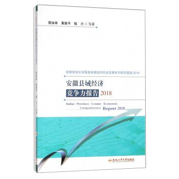 安徽县域经济竞争力报告(2018)