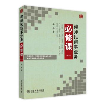 律师民商事业务必修课(第二版)