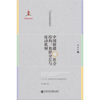 中国新疆的社会结构:族群分层与流动机制