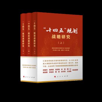 """""""十四五""""规划战略研究(上、中、下册)"""