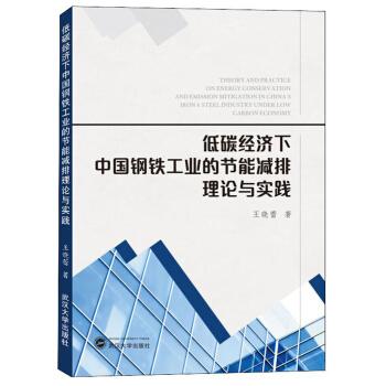 低碳经济下中国钢铁工业的节能减排理论与实践