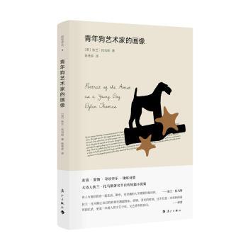青年狗艺术家的画像(精装)