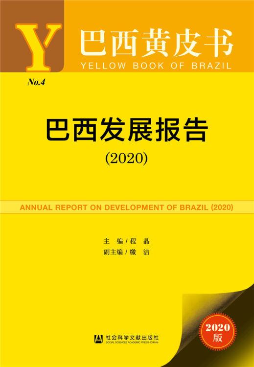 巴西黄皮书:巴西发展报告(2020)