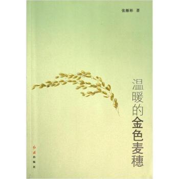 温暖的金色麦穗