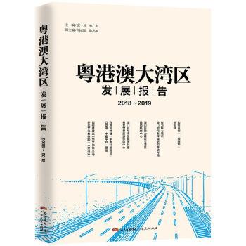 粤港澳大湾区发展报告(2018—2019)