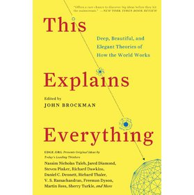 This Explains Everything: Deep, Beautiful, and Elegant Theories of How the World Works [平装]