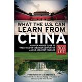 美国能够向中国学习什么(十八大重点图书)
