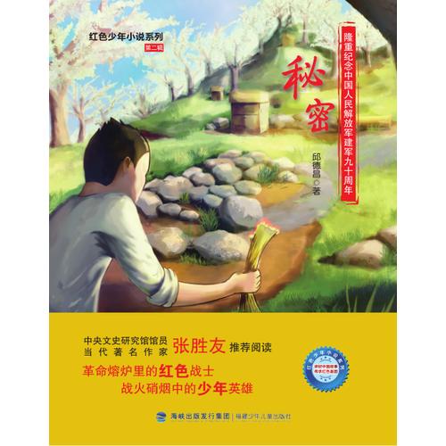 红色少年小说系列:秘密