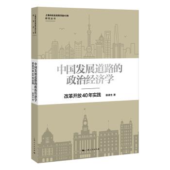 中国发展道路的政治经济学