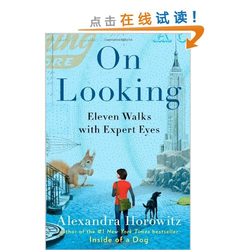 On Looking: Eleven Walks with Expert Eyes [Hardcover]