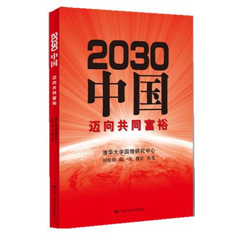 2030中国:迈向共同富裕