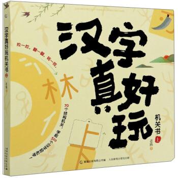 汉字真好玩机关书(上)