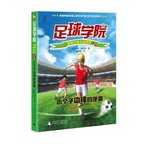足球学院绿茵少年小说系列 1 小个子边锋的逆袭