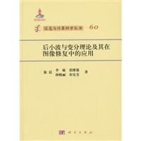 信息与计算科学丛书(60):后小波与变分理论及其在图像修复中的应用