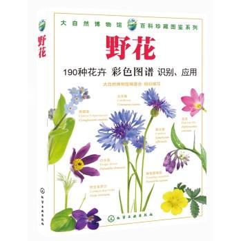 大自然博物馆.百科珍藏图鉴系列:野花