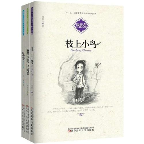 暖暖心儿童成长关怀小说(全3册)