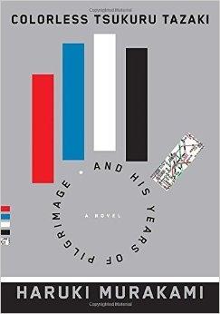 Colorless Tsukuru Tazaki and his Years of Pilgrimage: A novel [Deckle Edge]