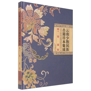 云南少数民族古籍珍本集成 第11卷 傣族